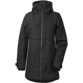 DIDRIKSONS Helle Parka Dame Black